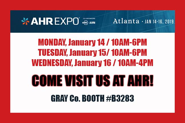AHR 2019 Atlanta